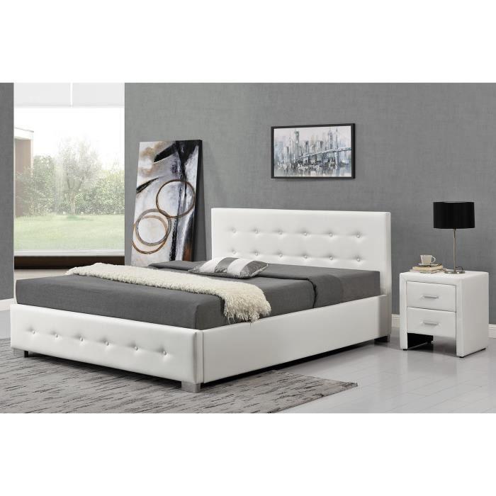 no l lit avec coffre de rangement lit et chaises. Black Bedroom Furniture Sets. Home Design Ideas