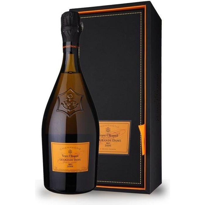 CHAMPAGNE Veuve Clicquot La Grande Dame 2006 Brut 75cl - Cof
