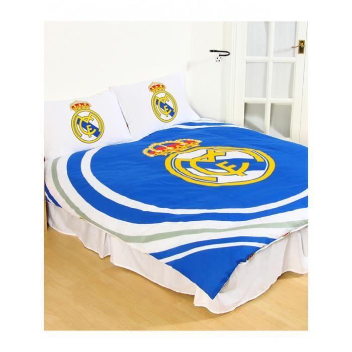 tout le linge de lit real madrid - achat / vente tout le linge de