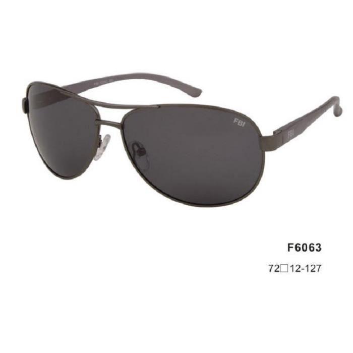 9e67c9fdc49e8 Lunette de soleil FBI - Achat   Vente lunettes de soleil - Cdiscount