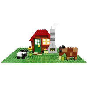 plaque lego achat vente jeux et jouets pas chers. Black Bedroom Furniture Sets. Home Design Ideas