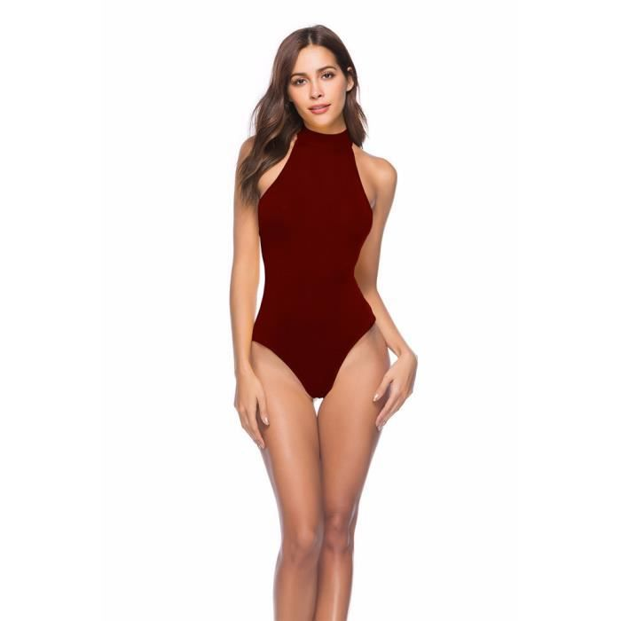 Femmes Jumpsuit Combishort Rt3187 Sans Clubwear Bandage Sexy Manches Body Backless S6xZw6qd