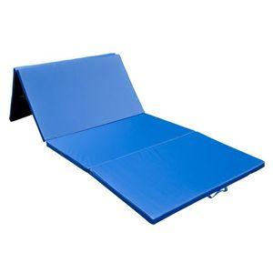 Tapis de gym pliable achat vente pas cher cdiscount - Tapis de musculation abdominale i gym ...