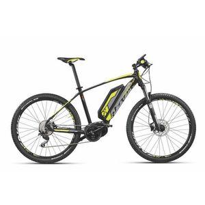 MONTANA Vélo Electrique E-VTT E-Urano 27,5 Deore 10 Vitesses 14,5 Ah-522Wh Homme
