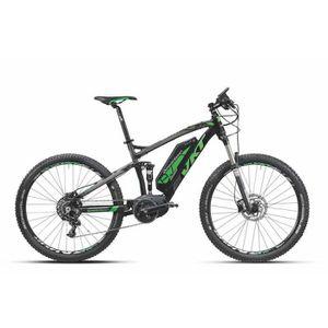 MONTANA Vélo Electrique E-VTT Krug 27,5 Tout Suspendu SRAM NX1 11 Vitesses 14,5 Ah-522 Wh Homme