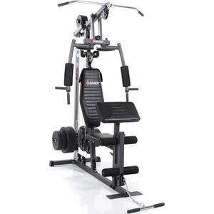 HAMMER Station Musculation Multigym California Xp 9067+ 60kg inclus