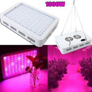 Eclairage horticole 1000W LED Plant Grow Light Bulb Lampe Full Spectru