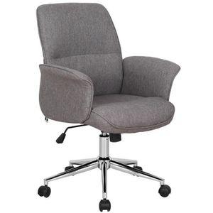 CHAISE DE BUREAU Chaise de bureau Jary Grise