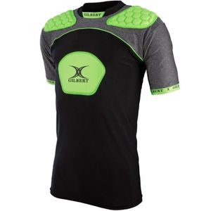 EPAULIERE RUGBY GILBERT Sous-maillot de rugby renforcé Atomic V3 -