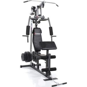 APPAREIL CHARGE GUIDÉE HAMMER Station Musculation Multigym California Xp