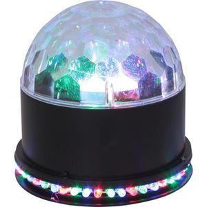 PACK LUMIÈRE IBIZA UFO-ASTRO-BL Effet de lumière 2-en-1 à LED R