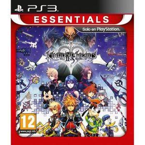 JEU PS3 Kingdom Hearts HD 2.5 Remix - Réédition - PS3 - 11