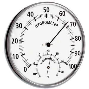 THERMOMÈTRE VIN Thermomètre & Hygromètre à cheveux synthétique TFA