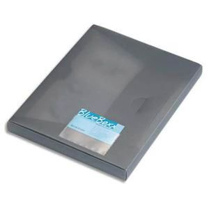 Lot De 3 Sachets 10 Porte Cartes Visite Adhesifs En Polypro Format 94 X 63 Cm Ouverture Grand Cote Transparent