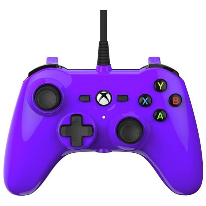 POWER A Mini Manette - Filaire - Violet - Xbox One