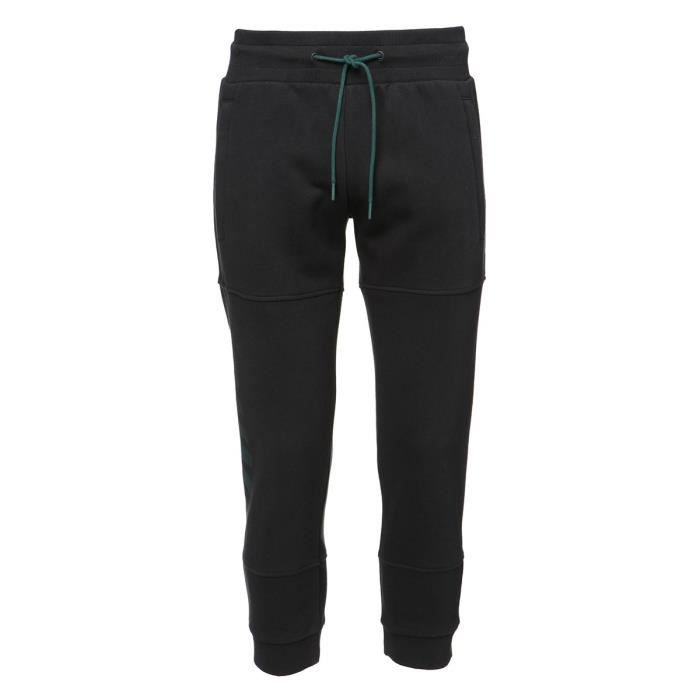 Pantalon Jogging Speed Font 7/8 - Homme - Cordon de serrage - NoirSURVETEMENT - JOGGING DE SPORT