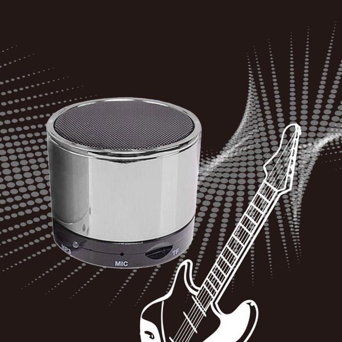 Portable Sans Fil Bluetooth Mini Super Bass Haut-parleur Pour Iphone - Samsung Tablet Pc Zpp80725001sl_118