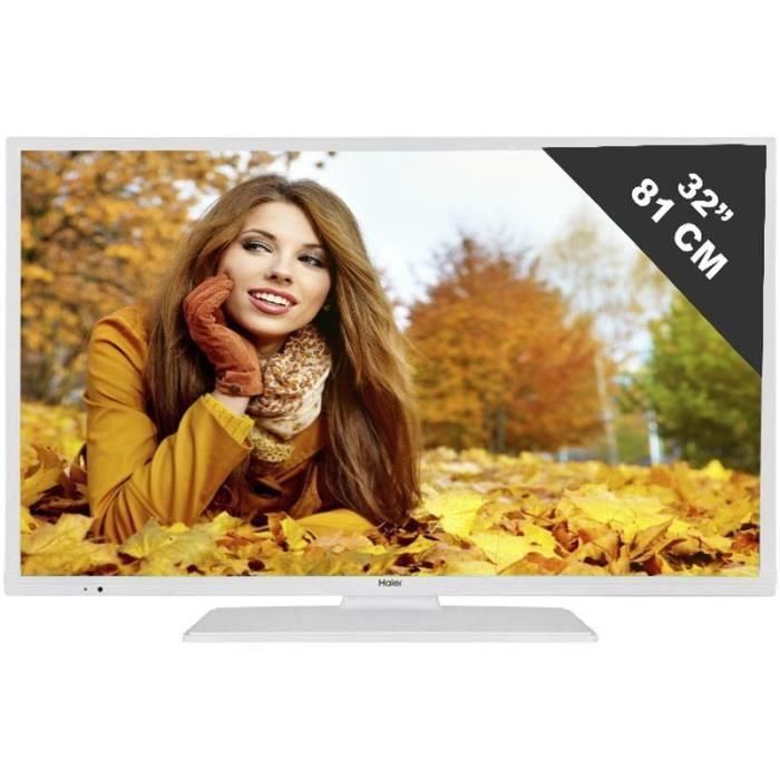 Téléviseur LED TV LED de 26 à 32 pouces HAIER - LDF 32 V 280 SW •