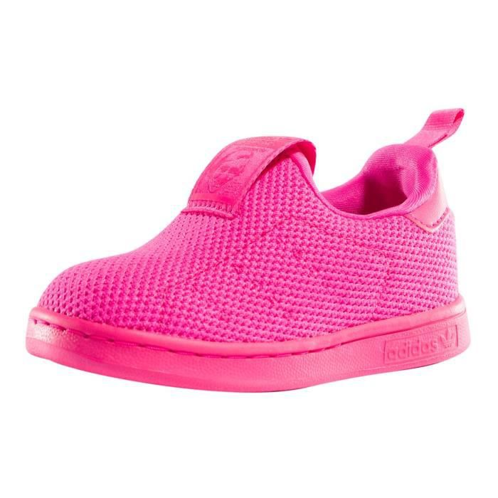 Stan Adidas Unisex 360 Smith Kinder S Rouge Chaussures Baskets 7Yyv6bfg