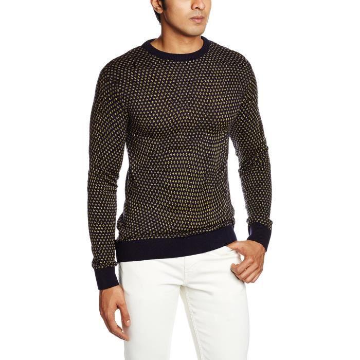 Mens Polyester Sweater Fdutr Taille Xl Noir Noir Achat Vente