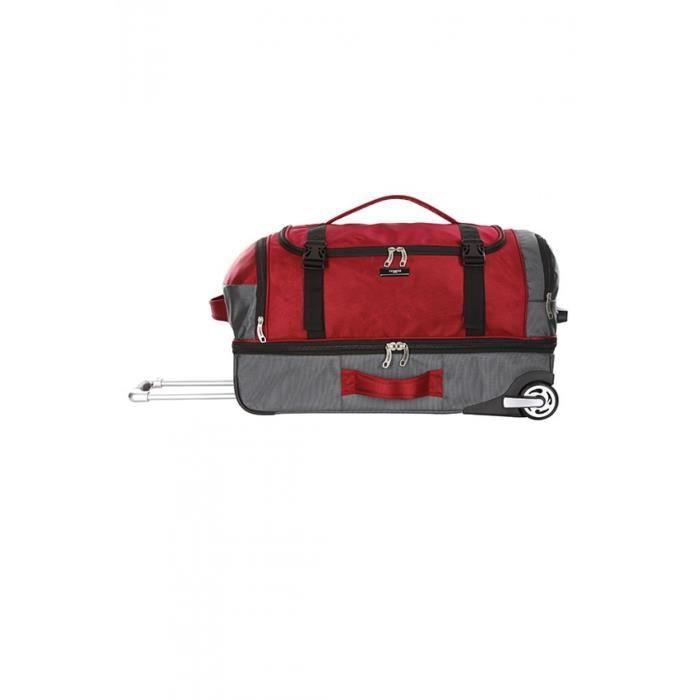 23950b7ee5 RENOMA - Sac à Roulettes Double Compartiment - Achat / Vente sac de ...