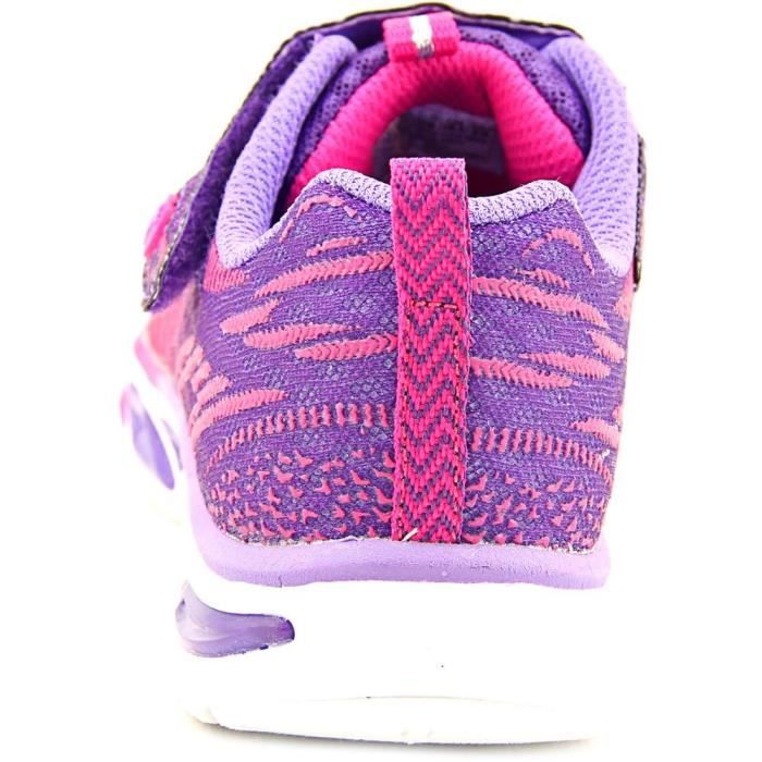 S Lights By Skechers Litebeams filles Synthétique Baskets