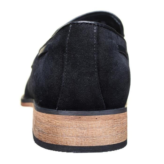 Chaussure Derbie Galax Gh3065 Black GbQycR