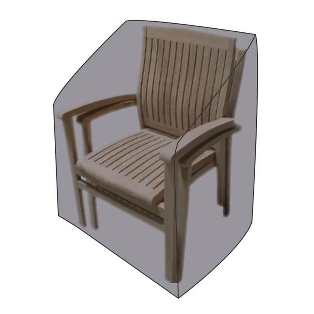Cas LEX pour l\'empilage, Relax chaises, 65 x 65 x 150/110 cm ...