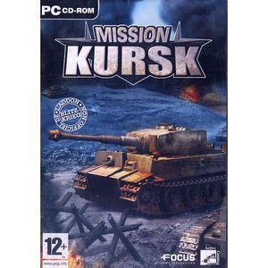 JEU PC BLITZKRIEG MISSION KURSK add-on / PC CD-ROM