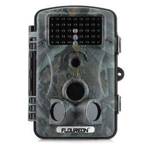 PIÈGE PHOTOGRAPHIQUE Floureon Caméra de Chasse Piège photographique Cam