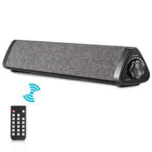 ENCEINTE NOMADE Koolertron Barre de Son TV Bluetooth 5.0 Haut-Parl