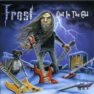 CD POP ROCK - INDÉ Jack Frost - Out in the Cold