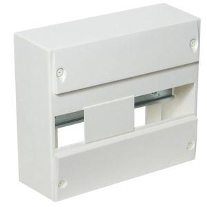 coffret electrique 13 modules achat vente coffret electrique 13 modules pas cher cdiscount. Black Bedroom Furniture Sets. Home Design Ideas