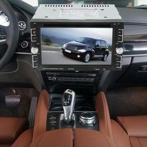 BOITE NOIRE VIDÉO  voiture stéréo DVD lecteur MP3 6205 Double 2Din 6