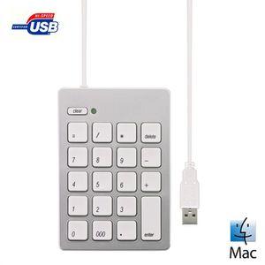 PAVÉ NUMÉRIQUE Mobility Lab pavé numérique pour Mac 20 touches