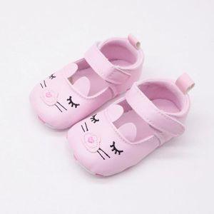 52affecffc521 Chaussures cuir bébé Fille - Achat   Vente Chaussures cuir bébé ...