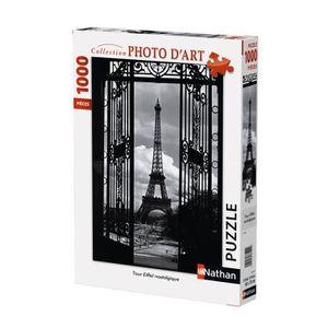 PUZZLE Puzzle 1000 pcs Tour Eiffel, Paris