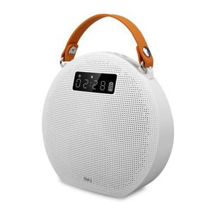 ENCEINTE NOMADE Haut-parleur stéréo Bluetooth portable 4.0 avec Po