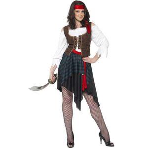 DÉGUISEMENT - PANOPLIE Déguisement pirate femme 40/42