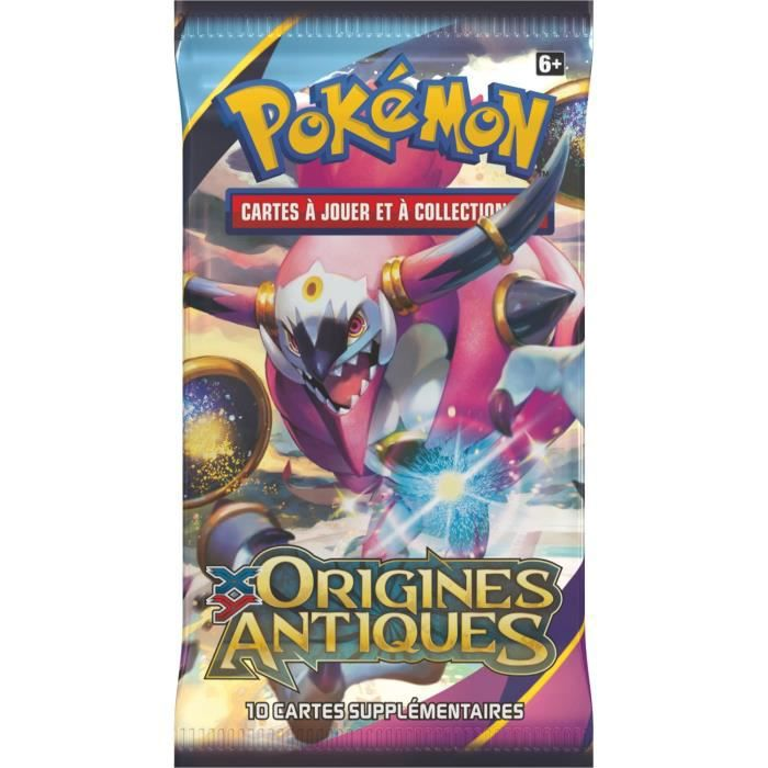 pokemon booster xy 7 origines antiques achat vente carte a collectionner cdiscount. Black Bedroom Furniture Sets. Home Design Ideas