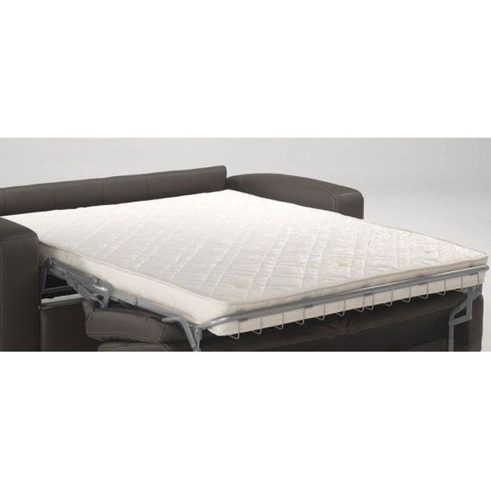 matelas pour canape convertible 140x190 achat vente pas cher. Black Bedroom Furniture Sets. Home Design Ideas