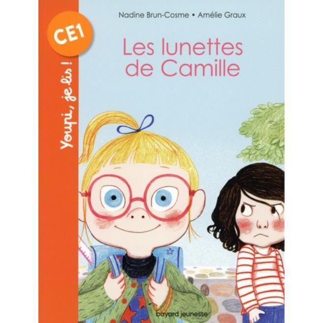 Livre 6-9 ANS Les lunettes de Camille