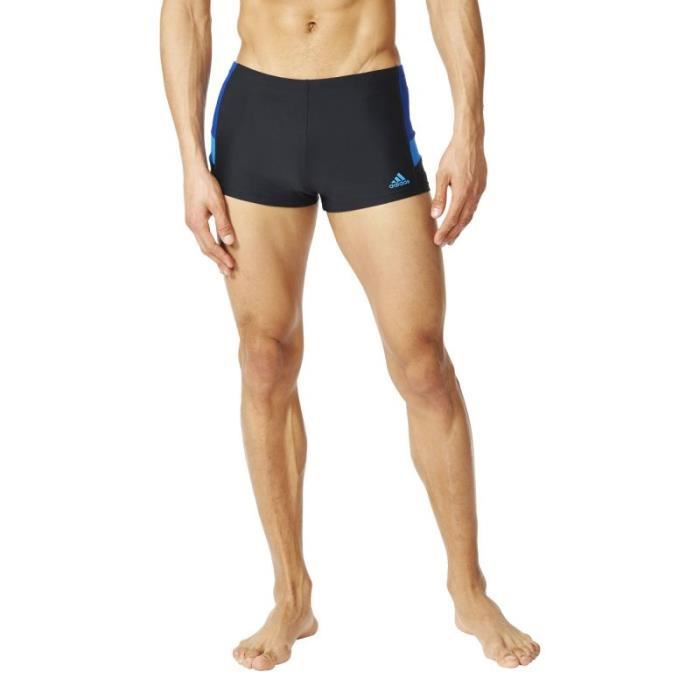 100% top quality shades of outlet store Maillot de bain - Boxer homme inspiration adidas - Prix pas ...
