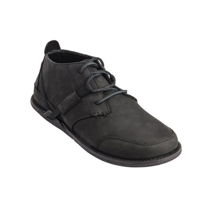 Coalton - Chukka Style Minimaliste, Zero-drop Boot bas en cuir - Hommes XQN0D Taille-43