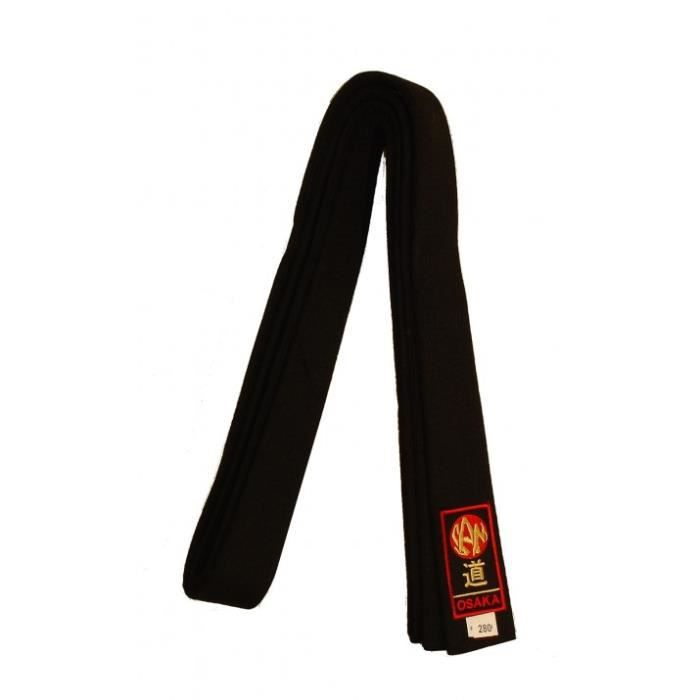 1c4e58872e09 Ceinture Noire Japonaise Karate Judo Ninjutsu - Prix pas cher ...