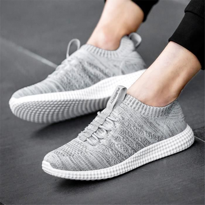 Basket Marque Poids Chaussures De Ccy Respirant Homme Moccasins Luxe Léger Antidérapant Résistantes Loisirs Sneakers À zMSpUV