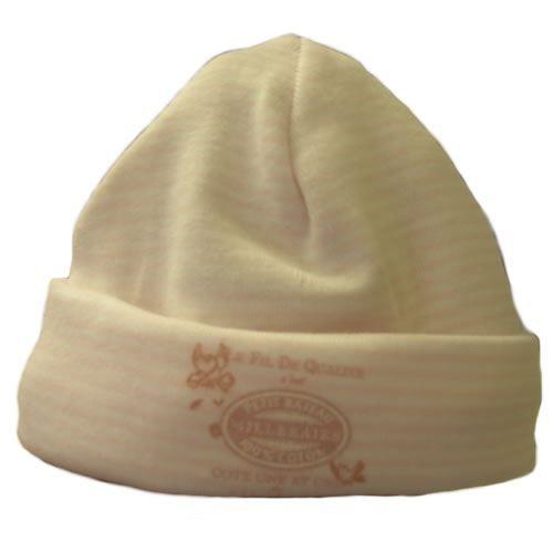 d7a90ab21b09 Bonnet Naissance Petit Bateau 64637 Rose Rose - Achat   Vente bonnet ...