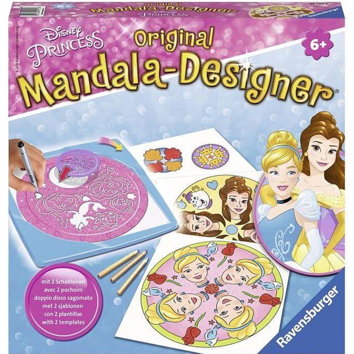 Princesses Disney Mandala Designer Disney Achat Vente Jeu De