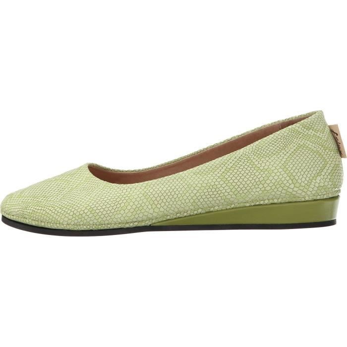 French Sole Zeppa Slip On Shoes PD485 Taille-40 1-2 aO9MdzBiq2