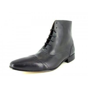Roncini Boots Bottine PP Cuir RONC-D27 Roncini soldes qMd4wH5RX3